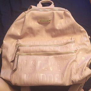 Blush pink Steve Madden backpack 🎒